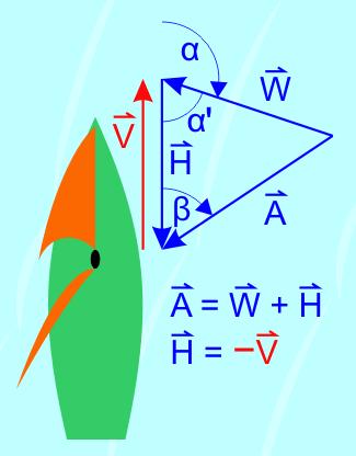 DiagramApparentWind