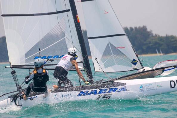 Cairns Yacht Club Newsletter | Sailing in the tropics | Page 2